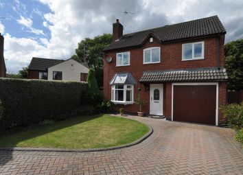 Thumbnail 5 bedroom detached house for sale in Otter Close, Winyates Green, Redditch