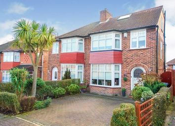 Thumbnail 4 bed semi-detached house for sale in Crummock Gardens, Kingsbury, London, Uk