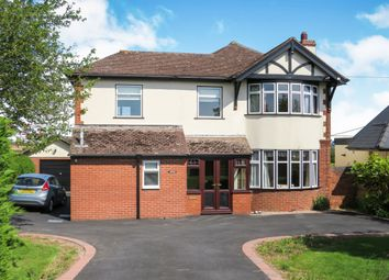 Thumbnail 4 bedroom detached house for sale in Canon Pyon Road, Hereford