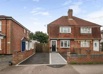 Thumbnail 2 bedroom semi-detached house for sale in Butts Road, Southampton