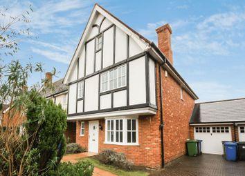 Thumbnail 3 bed link-detached house for sale in 3 Austen Drive, Warrington