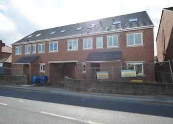 Thumbnail 2 bed flat for sale in Blacker Road, Mapplewell, Barnsley