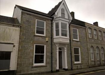 Thumbnail Commercial property for sale in Albany House, 16 Chapel Street, Camborne