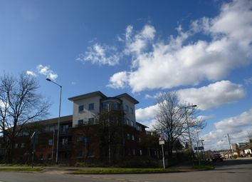 Thumbnail 2 bed flat for sale in Hartswood Close, Bushey