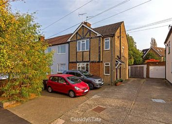 Thumbnail 3 bed end terrace house for sale in Ashley Road, St Albans, Hertfordshire