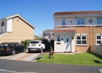 3 bed semi-detached house for sale in Greenhills, Killingworth, Newcastle Upon Tyne NE12