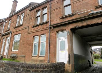 Thumbnail 1 bed flat for sale in Finlaystone Street, Coatbridge