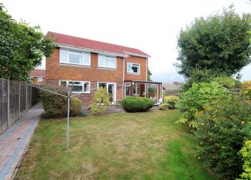 Thumbnail 4 bed detached house for sale in Garden Close, Hayling Island