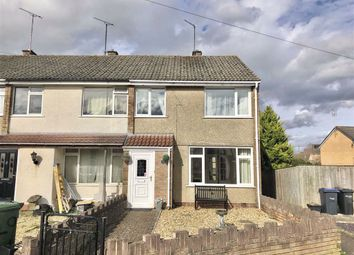 Thumbnail 3 bed end terrace house for sale in Stonelea Close, Chippenham, Wiltshire