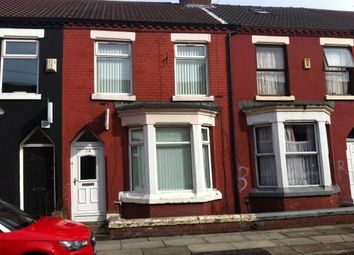 Thumbnail 3 bedroom property to rent in Halsbury Road, Liverpool