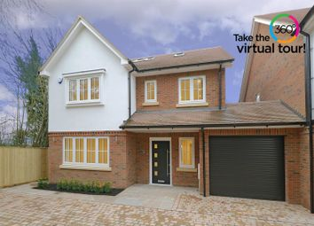 4 bed detached house for sale in Rosebery Road, Bushey WD23