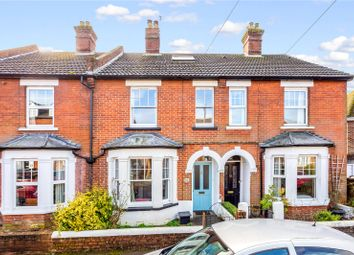 Thumbnail 3 bed terraced house for sale in Rectory Road, Salisbury, Wiltshire
