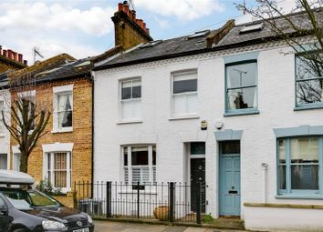 Thumbnail 3 bed terraced house for sale in Orbain Road, Munster Village, London