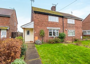 Thumbnail 3 bed semi-detached house for sale in Long Road, Tydd Gote, Wisbech