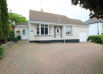 Thumbnail 3 bed detached bungalow for sale in Daws Heath Road, Rayleigh