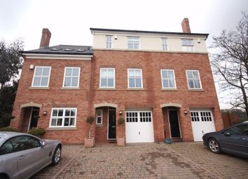 Thumbnail 4 bed town house for sale in Drywood Avenue, Worsley, Manchester