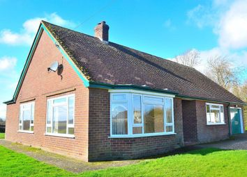 Thumbnail 2 bed bungalow to rent in Hay Green, Hay Green, Therfield