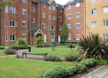 Thumbnail 2 bedroom flat for sale in Omega Court, Romford