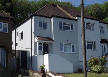 Thumbnail 3 bed semi-detached house for sale in Oaks Road, Kenley, Surrey
