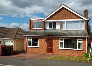Thumbnail 4 bed detached house for sale in Florence Close, Atherstone, Warwickshire
