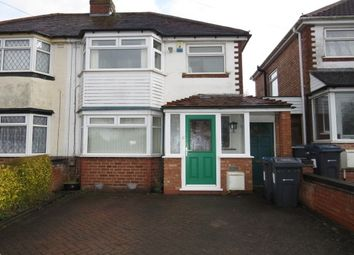 Thumbnail 2 bed property to rent in Woolacombe Lodge Road, Selly Oak, Birmingham