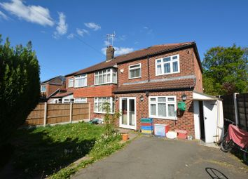 Thumbnail 4 bedroom semi-detached house for sale in Wilmslow Road, Heald Green, Cheadle