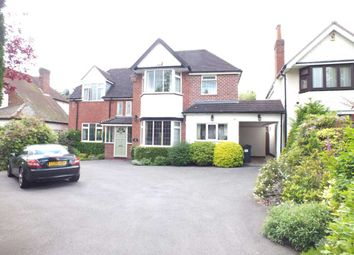 Thumbnail 3 bedroom detached house to rent in Jervis Crescent, Sutton Coldfield