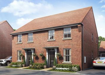 """Thumbnail 3 bedroom semi-detached house for sale in """"Ashurst"""" at Jessop Court, Waterwells Business Park, Quedgeley, Gloucester"""