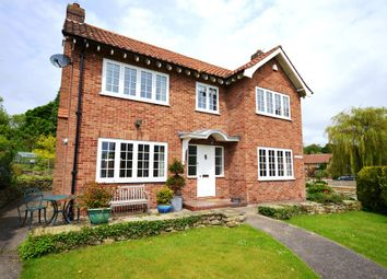 Thumbnail 3 bed detached house for sale in Church Becks, Carr Lane, Scalby, Scarborough