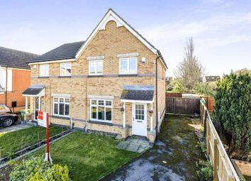 Thumbnail 3 bedroom semi-detached house for sale in Linshiels Grove, Ingleby Barwick, Stockton On Tees
