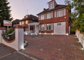 5 bed detached house for sale in Aylmer Road, London N2