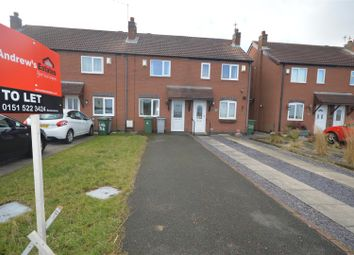 Thumbnail 2 bed property to rent in Millhouse Lane, Moreton, Wirral
