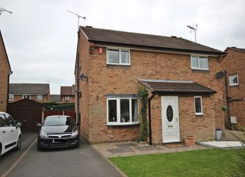 Thumbnail 2 bed semi-detached house to rent in Sywell Close, Swanwick
