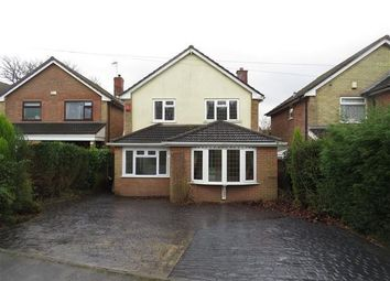 Thumbnail 4 bed detached house to rent in Holly Hill Road, Rugeley