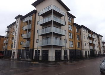 Thumbnail 2 bed flat to rent in Station Road, Strood, Rochester