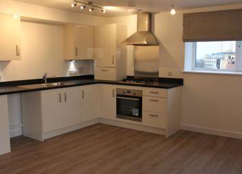 Thumbnail 2 bed flat to rent in Hereward Cross, Peterborough