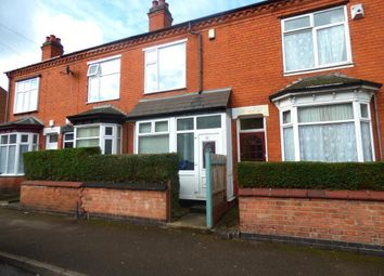 Thumbnail 2 bed terraced house for sale in Lily Road, Yardley, Birmingham