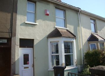 Thumbnail 3 bed terraced house to rent in Drove Road, Weston Super Mare