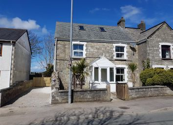 Thumbnail 3 bed semi-detached house for sale in Fraddon, St. Columb