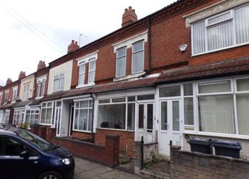 Thumbnail 2 bed terraced house for sale in Kitchener Road, Selly Park, Birmingham, West Midlands
