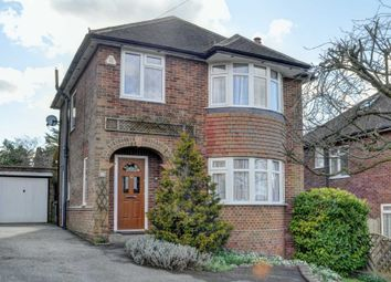 Thumbnail 3 bed detached house for sale in Carver Hill Road, High Wycombe