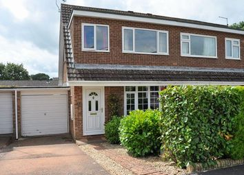 Thumbnail 3 bed semi-detached house to rent in Gatehouse Close, Cullompton