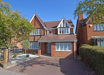 Ramsdell Road, Elvetham Heath, Fleet GU51. 4 bed detached house