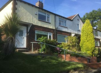 Thumbnail 2 bed end terrace house for sale in Langley Hall Road, Prestwich, Manchester