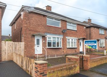 Thumbnail 2 bed semi-detached house for sale in Allendale Road, Sunderland