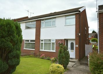 Thumbnail 3 bed semi-detached house for sale in The Willows, Frodsham