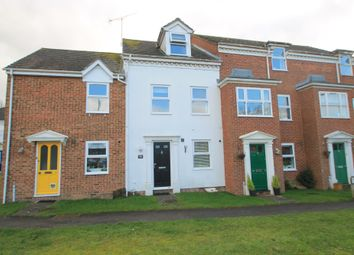 Thumbnail 3 bed town house for sale in Whinchat, Watermead, Aylesbury