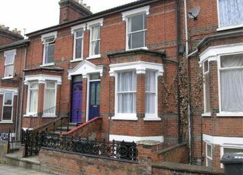 Thumbnail 3 bed property to rent in Cemetery Road, Ipswich