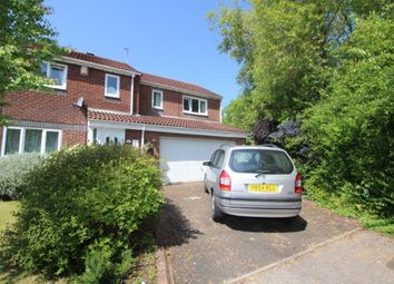 Thumbnail 4 bed semi-detached house for sale in Peldon Close, High Heaton, Newcastle Upon Tyne