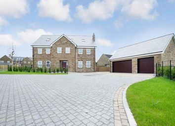 Thumbnail 6 bed detached house for sale in North Carol Wood, Medburn, Northumberland